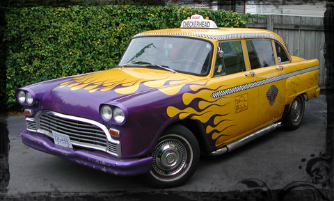 1968 Checker Marathon Hot Rod